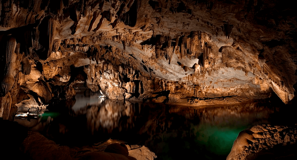 Philippines - Aglipay Caves