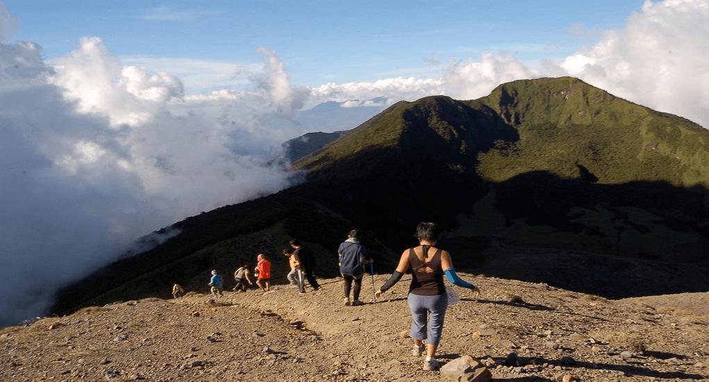 Philippines - Mount Kanlaon
