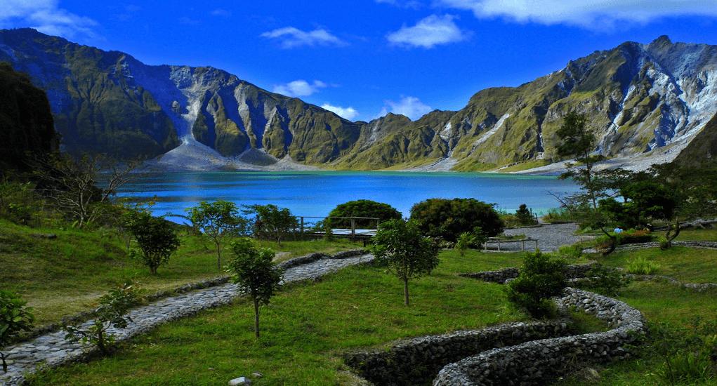 Philippines - Mount Pinatubo