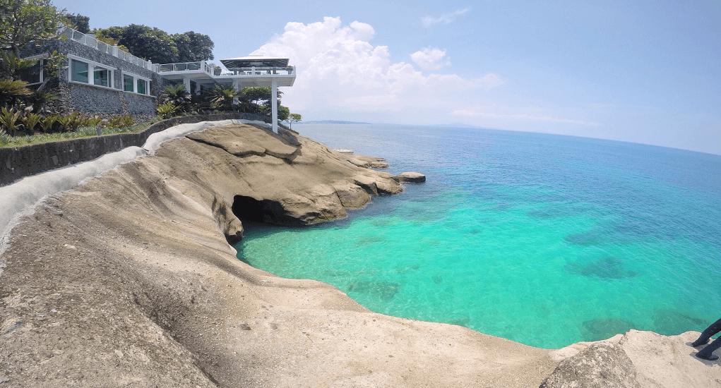 Philippines - Tali Cliff Jump Site (Nasugbu, Batangas)