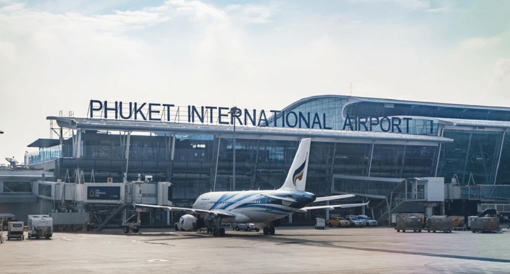 Phuket Airport - About Phuket Airport
