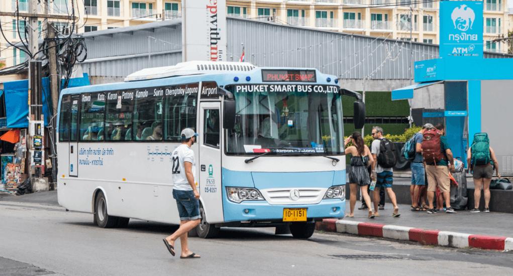 Phuket Airport - Airport Buses