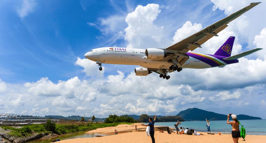 Phuket Airport - Mai Khao Beach