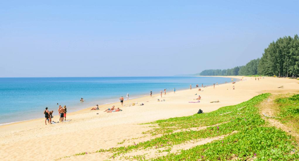 Phuket Airport - Nai Yang Beach