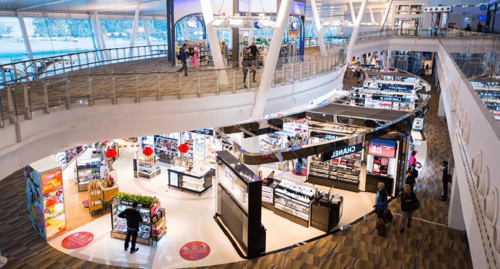 Phuket Airport - The Terminals