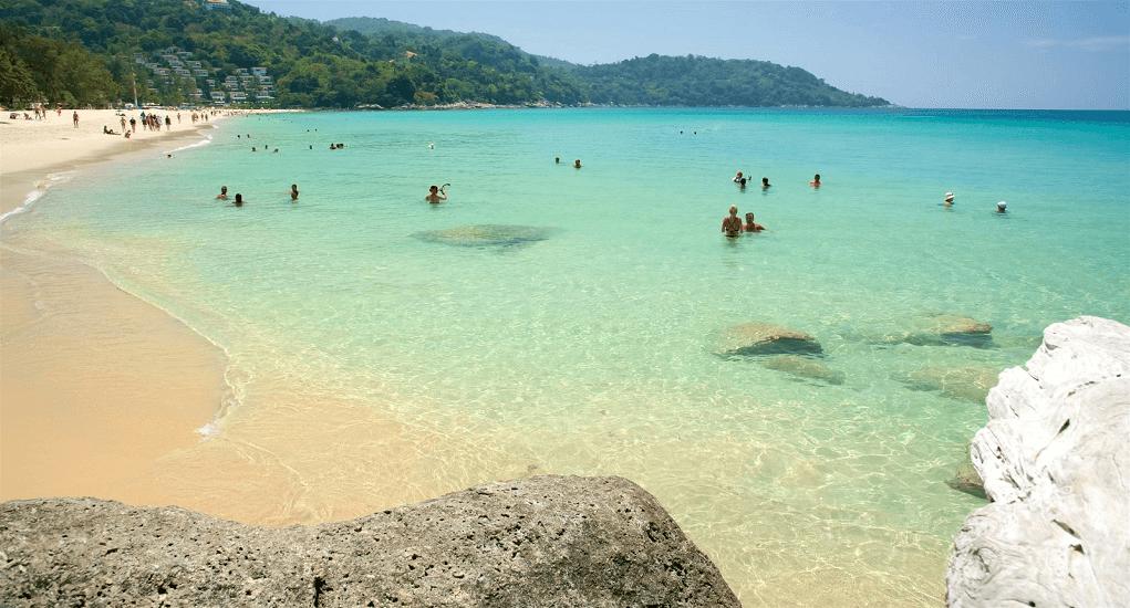 Phuket Destinations Place - Kata Noi Beach