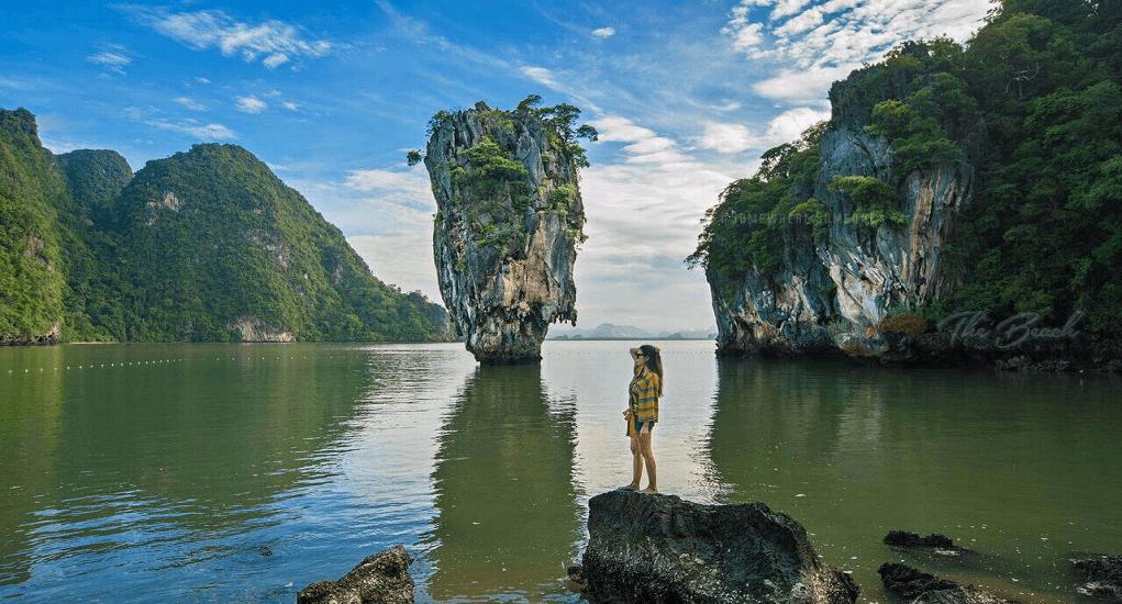 Phuket Destinations Place - Phang Nga Bay