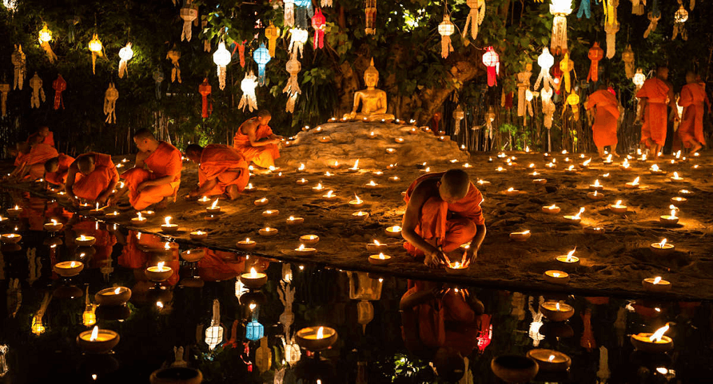 Phuket - Loy Krathong Festival