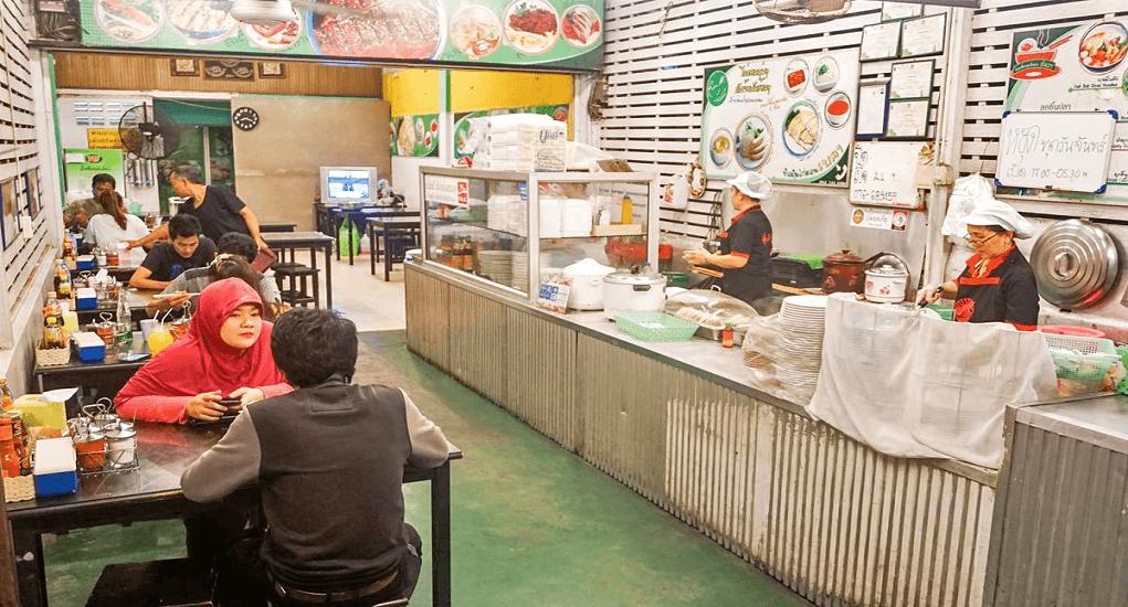 Phuket - Tempat Wisata Kuliner di Phuket