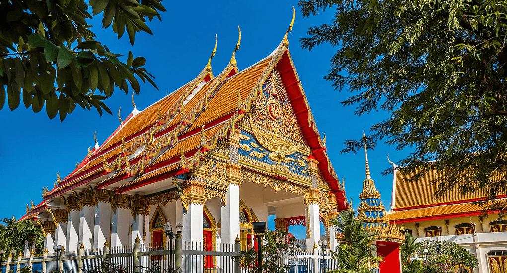 Phuket - Wat Putta Mongkon