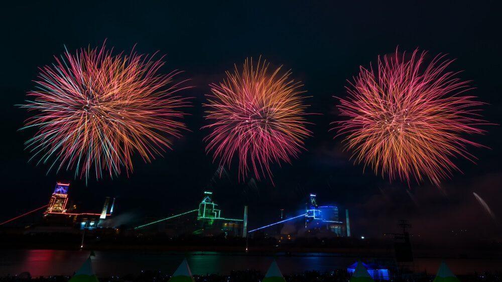 Pohang International Fireworks Festival 2020