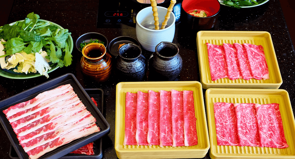 Popular Japanese Foods - Shabu Shabu
