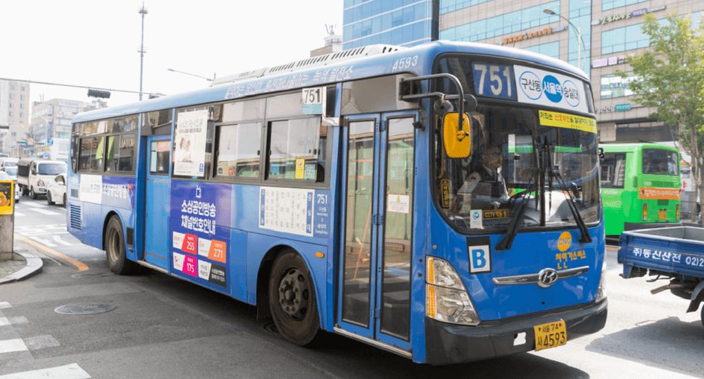 Public Transportations - Seoul Buses