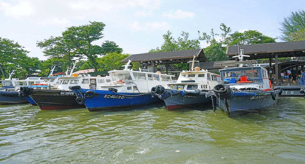 Pulau Ubin - Bagaimana Menuju ke Pulau Ubin
