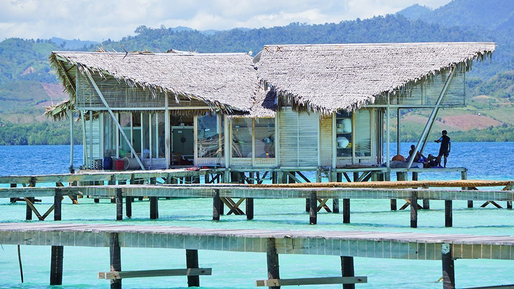 Pulo Cinta Eco Resort