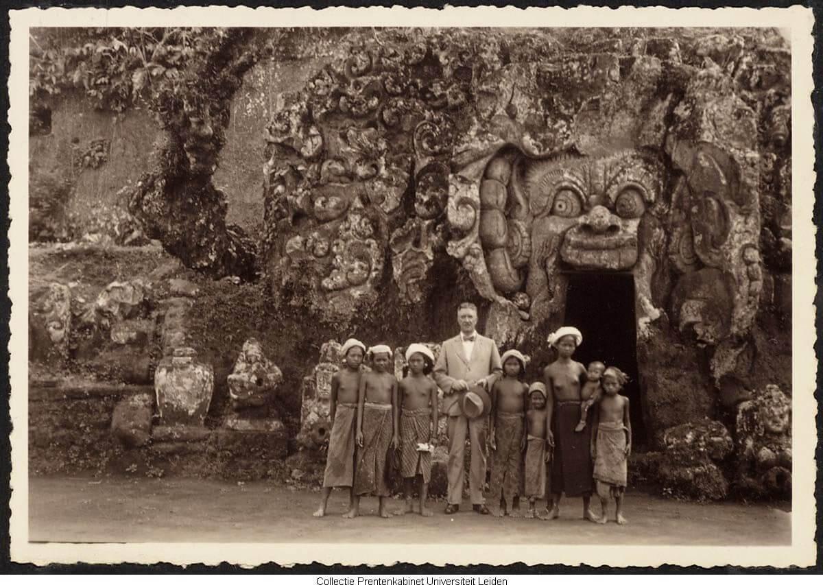 Sejarah Goa Gajah