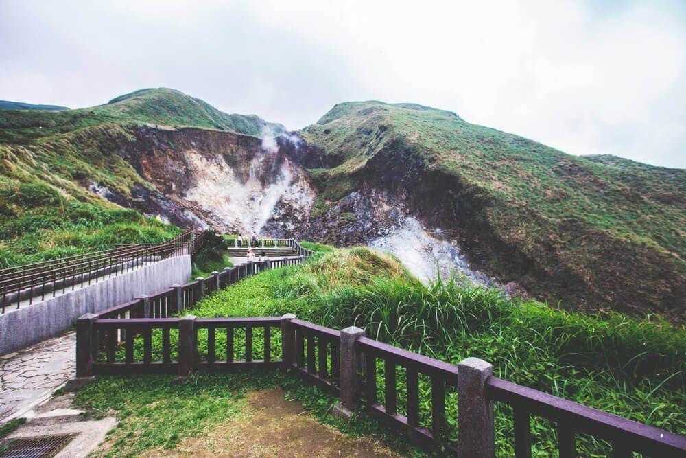 Qixing Mountain, Taiwan