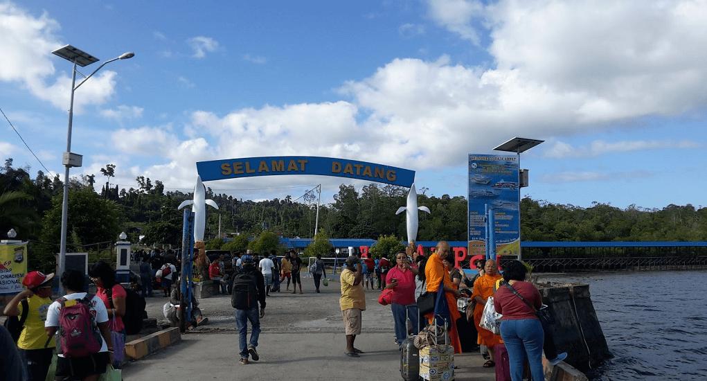 Raja Ampat - Akses Menuju ke Raja Ampat Papua