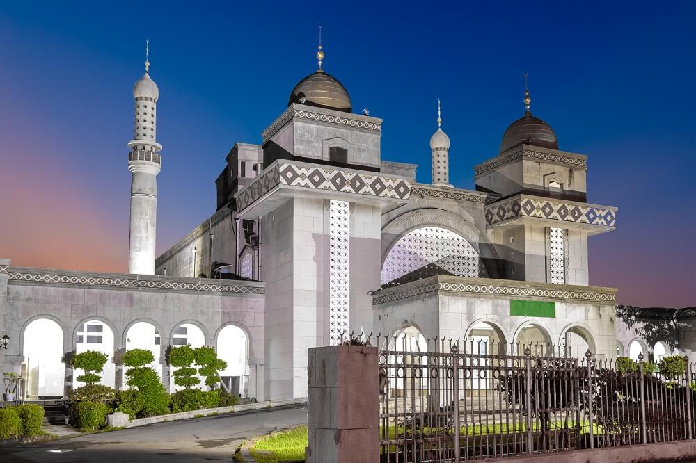 Taipei Grand Mosque - The Biggest Mosque in Taiwan