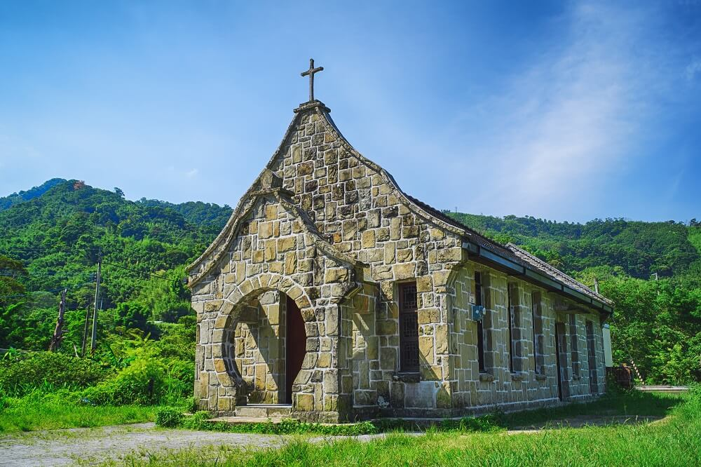 Tuba Church - The First Christian Church in Taiwan