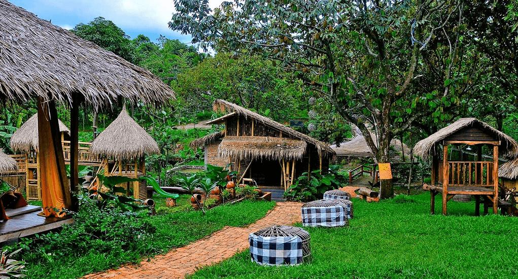 Resto unik di Bogor - Resto Kebun Teduh