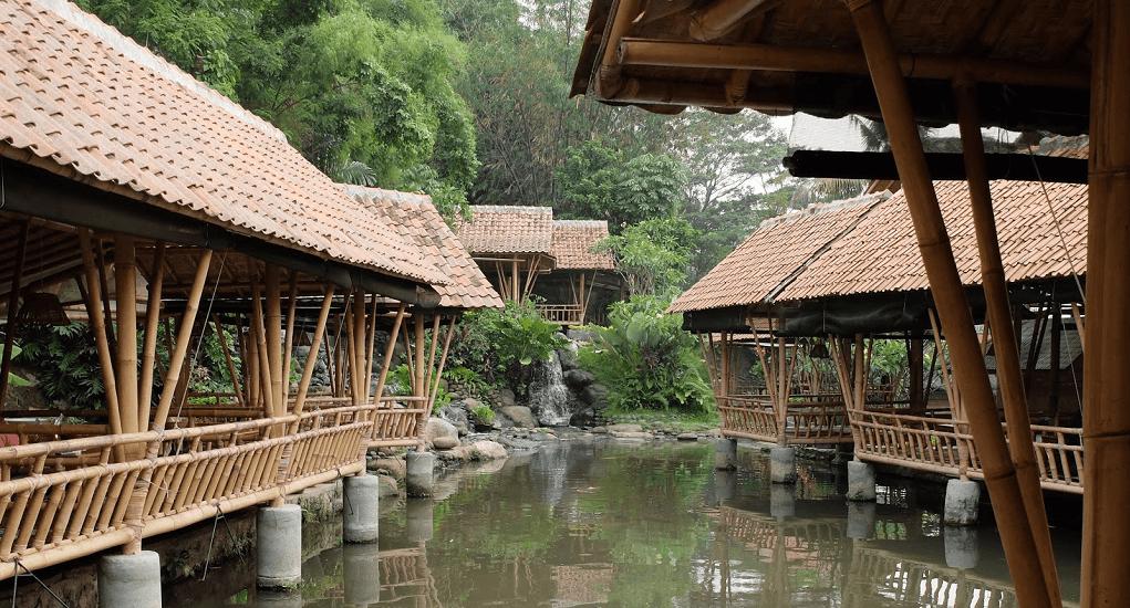 Resto unik di Bogor - Restoran Gurih 7