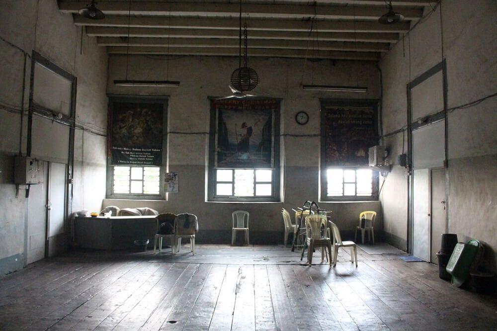 Selain mendukung pendidikan, Museum Kesehatan Surabaya juga memiliki suasana horor loh