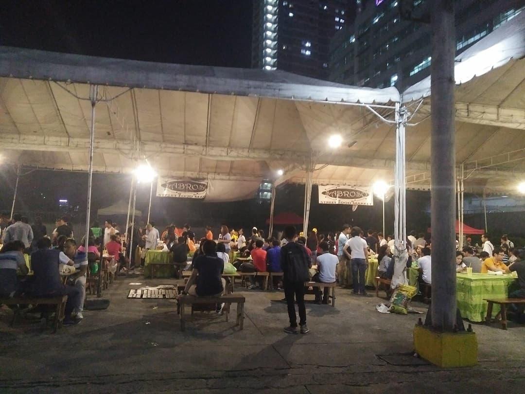 Sabroso Street Food Market