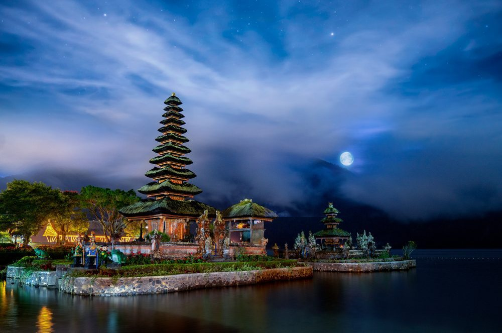 Sacred and Mythical Bali Temples