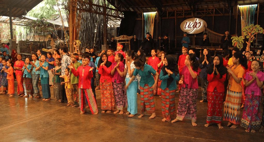 Saung Angklung Udjo - Sejarah Singkat Saung Angklung Udjo