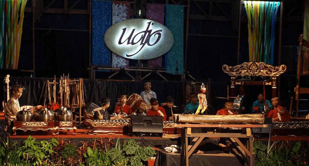 Saung Angklung Udjo - Wayang Golek