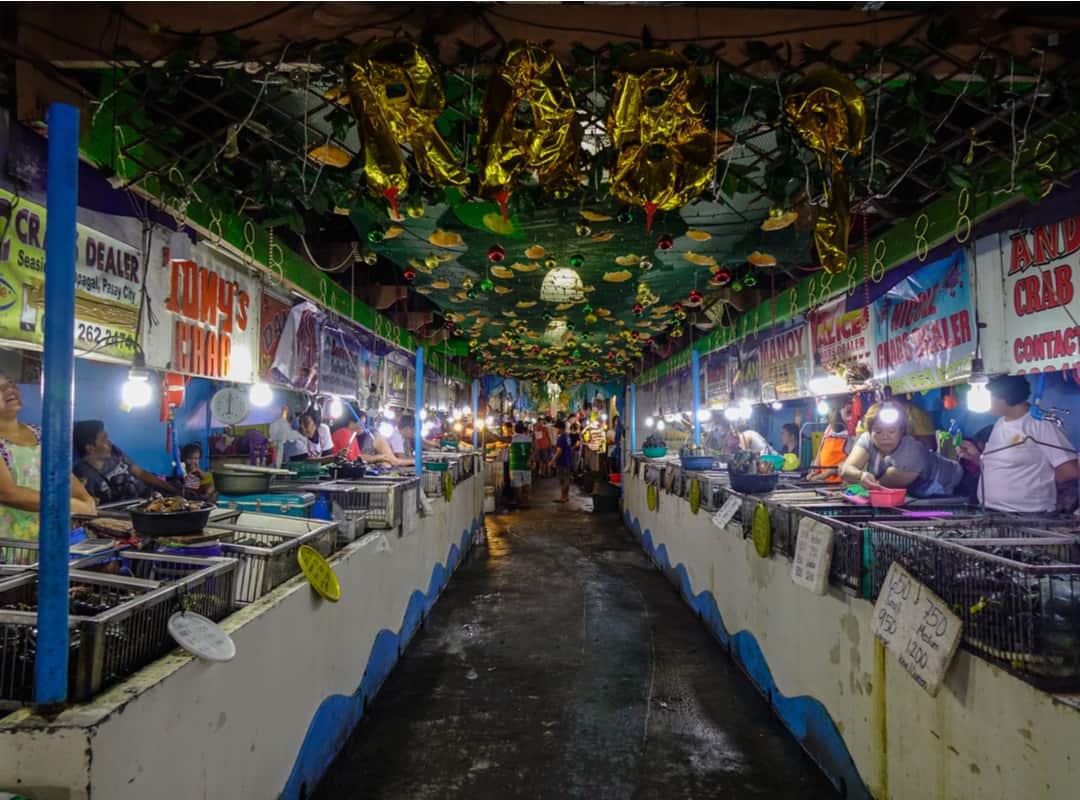 Seaside Market Dampa