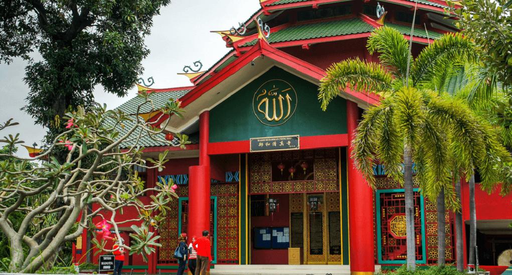 Sejarah Berdirinya Masjid Muhammad Cheng Ho