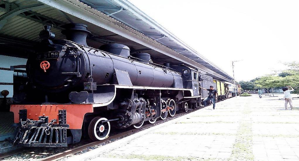Semarang - Museum Kereta Ambarawa