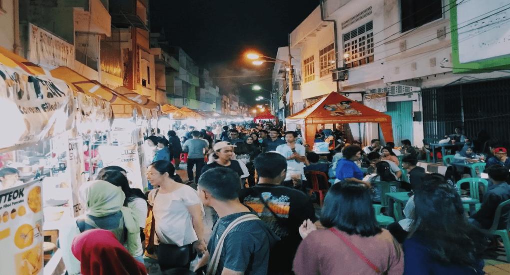 Semarang - Pasar Semawis