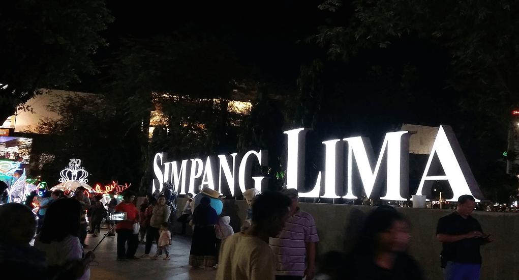 Semarang - Simpang Lima Semarang