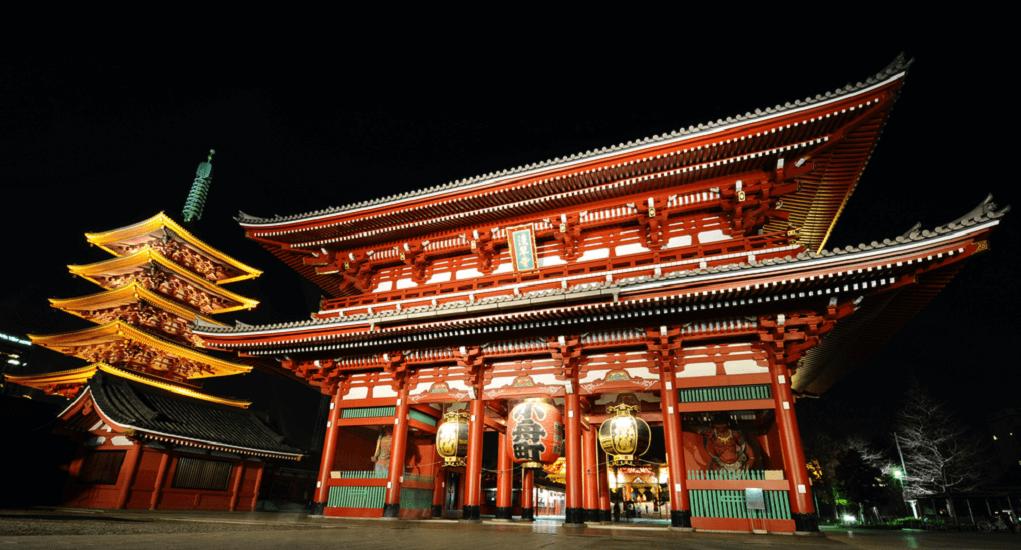 Sensoji - Story tells behind Sensoji Temple