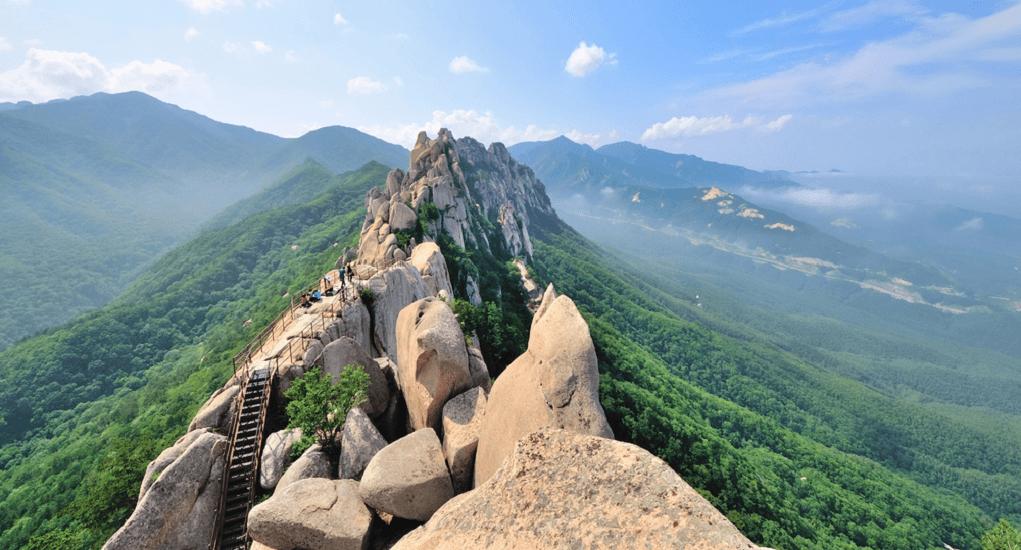 Hasil gambar untuk seoraksan national park