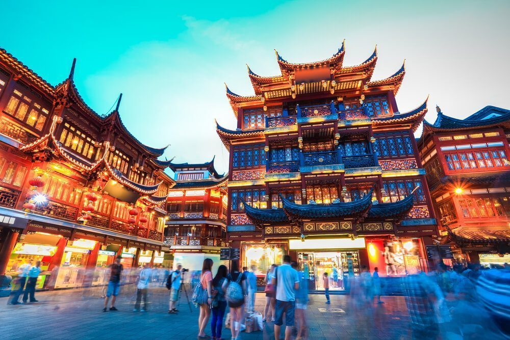 Shanghai is one of the most popular tourist city in China