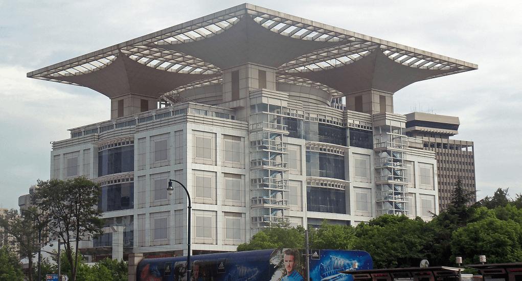 Shanghai Airport - Shanghai Urban Planning Exhibition Center