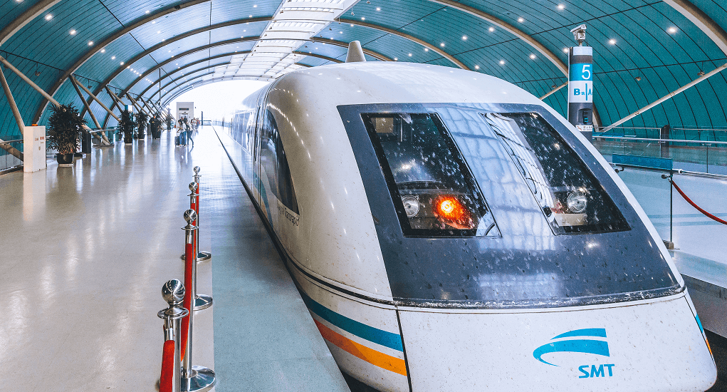 Shanghai Airport - Travelling around and Transportation Modes