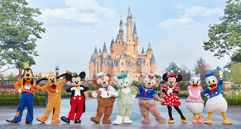 Shanghai - Disney Resort
