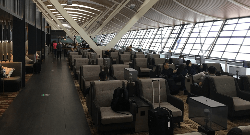 Shanghai International Airport - Lounge Options