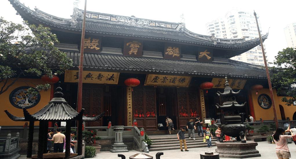 Shanghai - Jade Buddha Temple