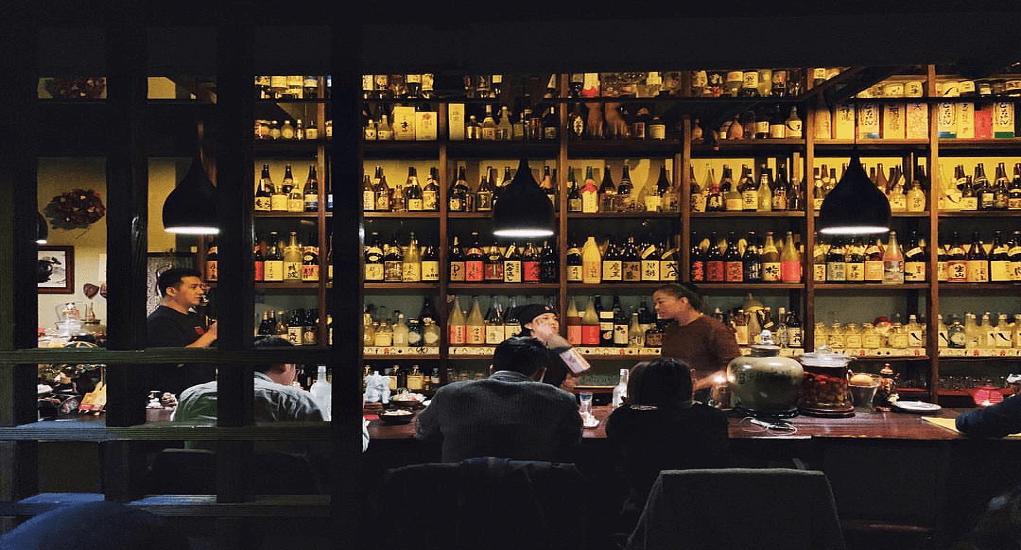Shanghai - Mokkos Bar