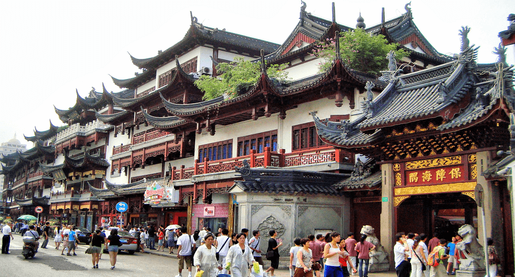 Shanghai - Old City