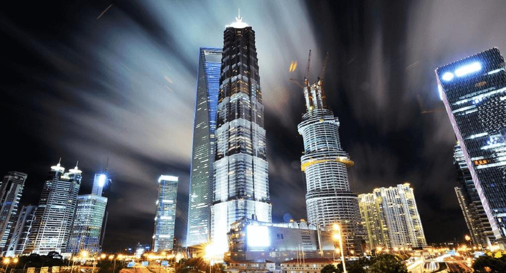 Shanghai - Pudong Skyscrapers