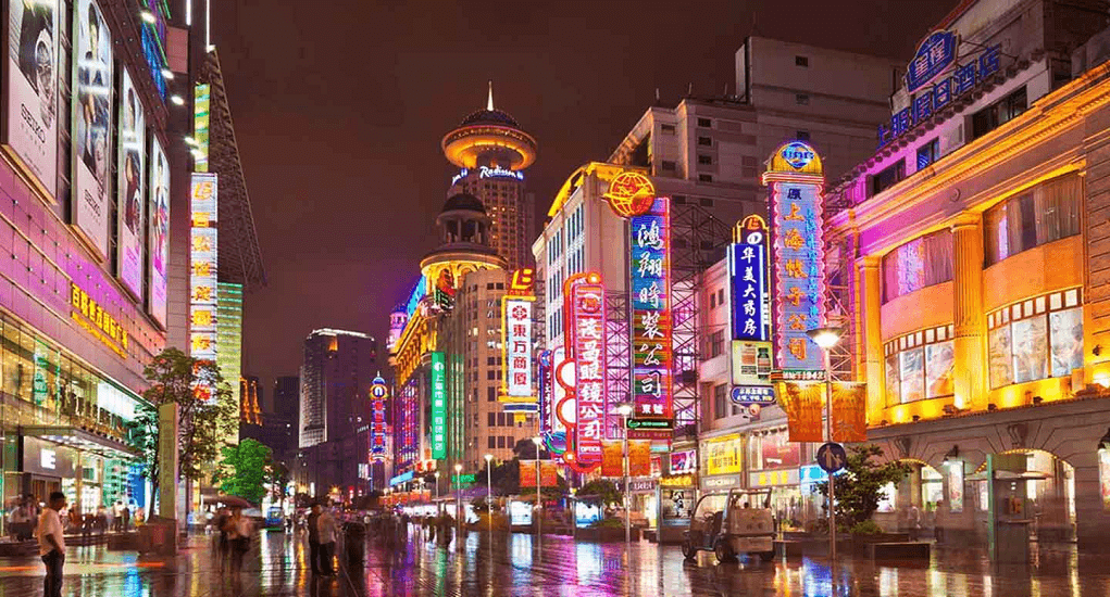 Shanghai - Shopping Experience and the Popular Destinations
