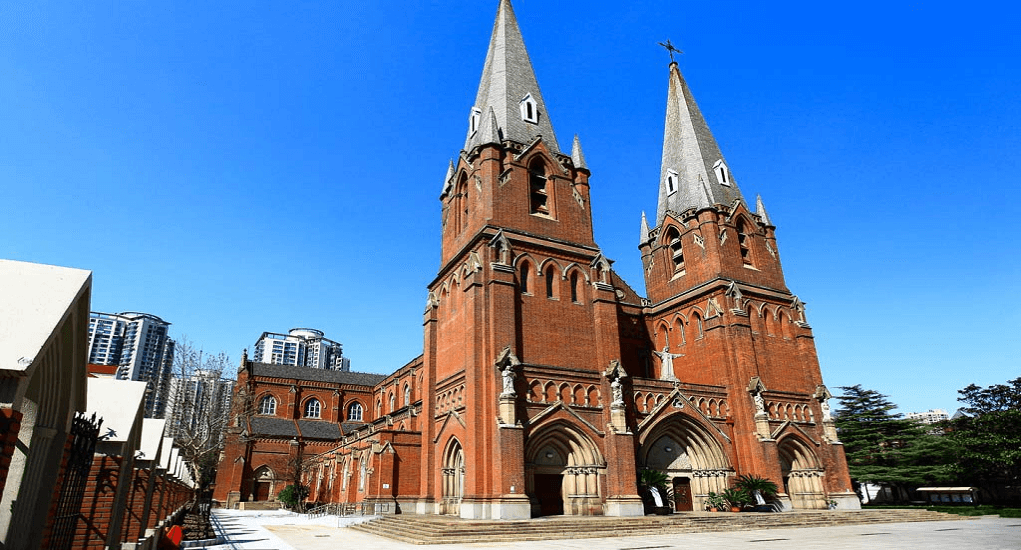 Shanghai - Xujiahui Cathedral and Sheshan Basilica