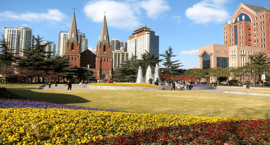 Shanghai - Xujiahui Cathedral